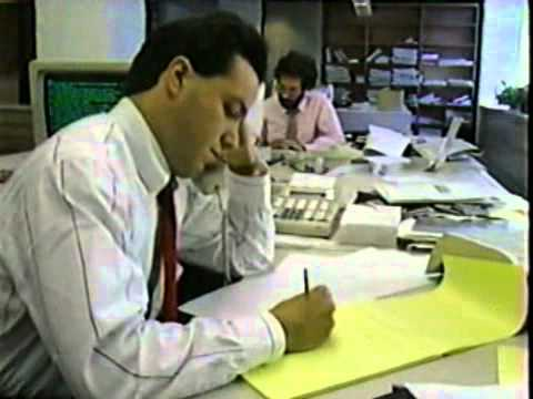 Wall Street Journal Report opening (1989)