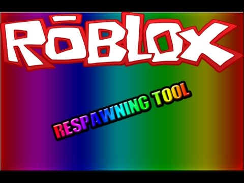 Roblox How to make a Re-spawning Tool (No Buttons)