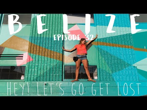 Backpacking Belize | SOLO FEMALE TRAVELER | Ep. 32 | Caye Caulker