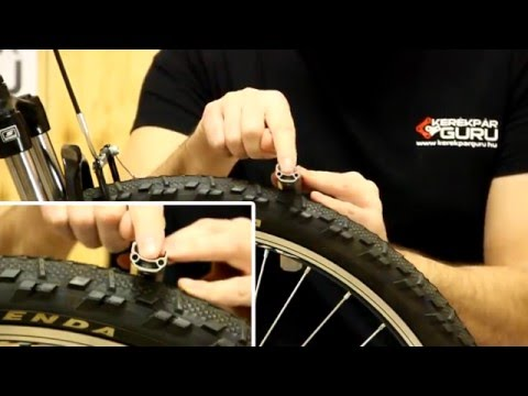 Kerékpár - Duplafalú erősített kerék. Mi az előnye? A videóból kiderül.