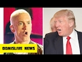 "Eminem Diss Trump on Big Sean No Favors 'I Decided' ""called Donald Trump ""A B*tch"""