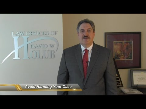 Avoid Harming Your Case  | Indiana Lawyer Shares Practical Tips