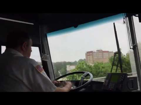 NJ Transit Driver Counts Money While Driving
