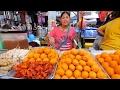 Filipino Street Food Tour - BALUT and KWEK KWEK at Quiapo Market, Manila, Philippines!
