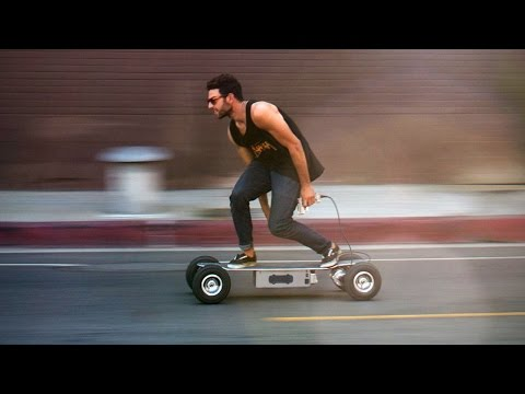 5 Most Innovative, Fastest And Ultra Portable Electric Skateboards