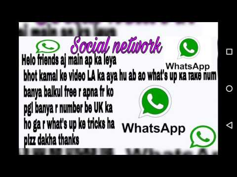 How to Register Whatsapp with fake number -Using US AND UK number