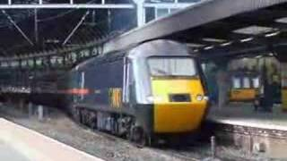 Valenta Sunset. The Mother Of All Hst Starts