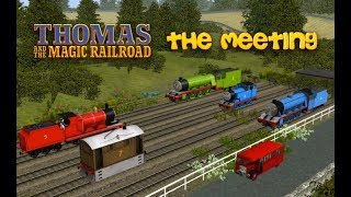 Thomas Anthem • Trainz Music Video