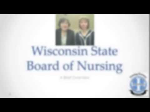 Introduction to the Wisconsin State Board of Nursing
