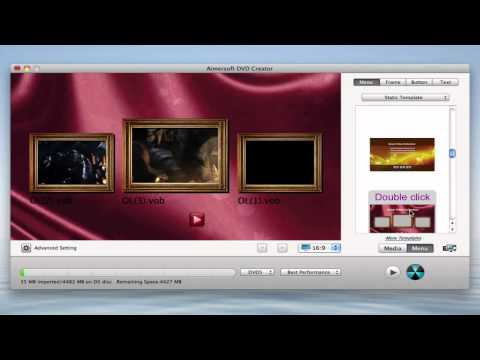 How to Burn VOB to DVD on Mac OS X Lion