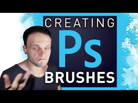 CREATING PHOTOSHOP BRUSHES - Tutorial