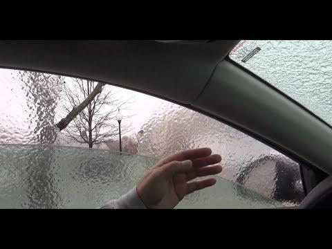 Ann Arbor April Ice Storm: Amazing Glaze!
