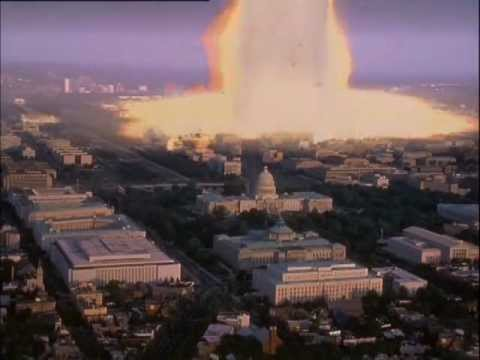 Chain Of Command - Washington D.C. gets nuked
