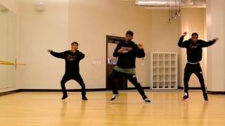 Chris Brown - Party Ft Gucci Man & Usher  (Dance Video) @Teamrocket314 #PartyChallenge