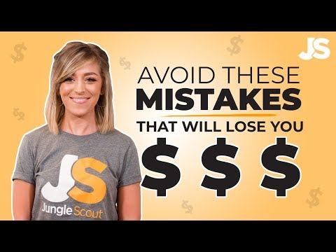 Mistakes To Avoid When Selling On Amazon FBA   Jungle Scout