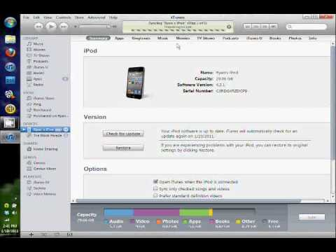 How To Import A CD Into iTunes And Put It On Your iPod