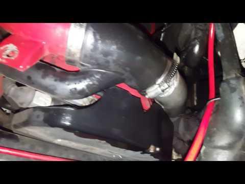 2000 A6 Audi 2.7T Power Steering Fluid Boiled n Blew Up