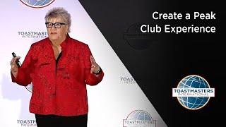 Create a Peak Club Experience