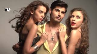 Spicy Photoshoot For Brand Menzo Deo || Omkar Kapoor Of Pyar Ka Panchnama 2 Fame