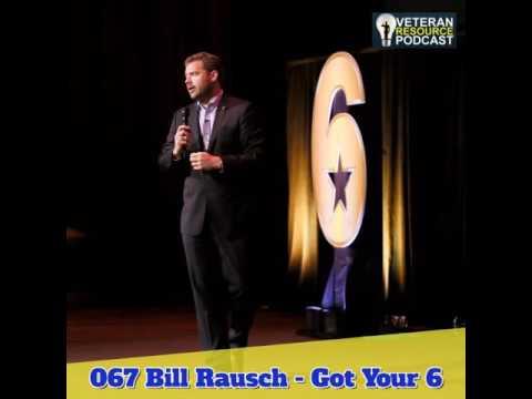 067 Bill Rausch - Got Your 6