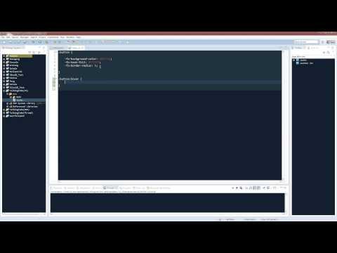 JavaFX Tutorial #12 - JavaFX mit CSS