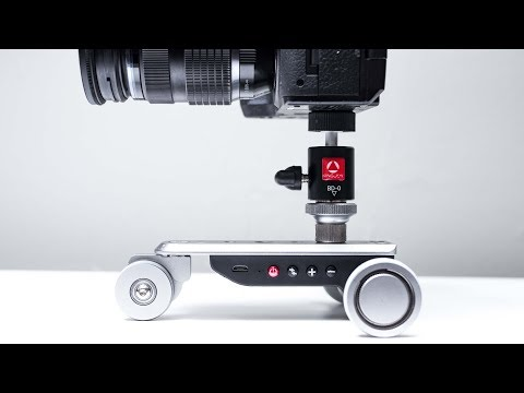 KING of Portable Camera Sliders? KINGJOY PPL-06S