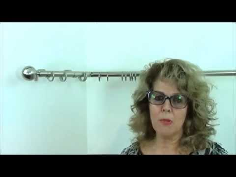 BAY WINDOW CURTAIN POLES - Youtube - Speedy Nikola Bay Pole