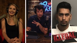 REBUTTAL: Illegals Aren't Law Abiding! Lauren Southern Guest | Louder With Crowder