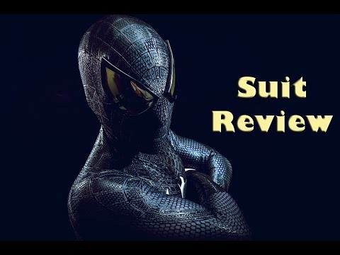 Best Black Spiderman Suit Review