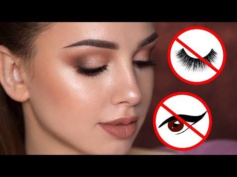 Easy Summertime Makeup Tutorial | NO EYELINER & FALSE LASHES