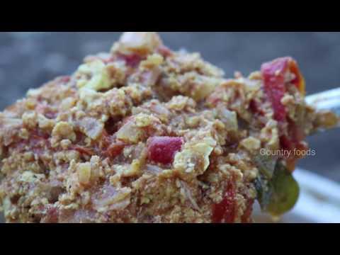 Egg Yolk Recipe || Delicious Egg Yolk Curry || Country boys