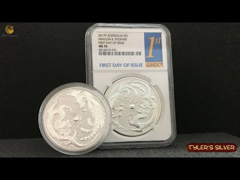 2017 MS70 Dragon & Phoenix Coin | Newest Addition