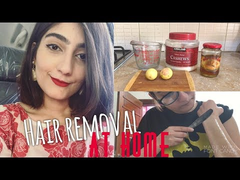 How To Make Hair Removal Wax at Home| Hands, Face and Body | Anushae Says