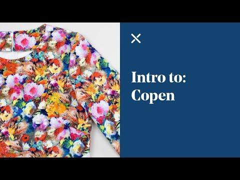 Copen - Shift Dress / Top Dressmaking Pattern FREE