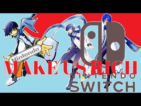 Wii Music but it's a KAITO Cover [Mii Channel Acappella]