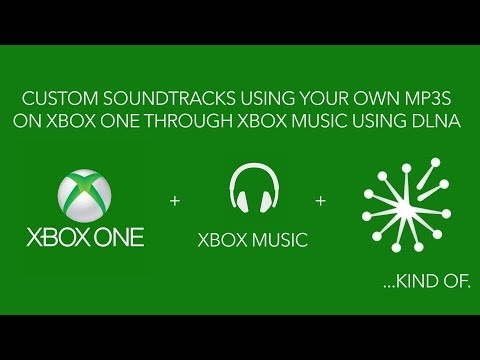 Playing your own music on Xbox One to Xbox Music over DLNA