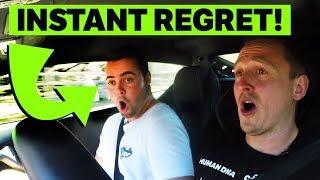 Making Vehicle Virgins Regret Letting Me Drive His 800hp Huracan