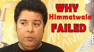 Sajid Khan on facing criticism for Himmatwala
