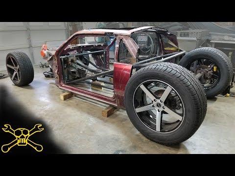 Fox Body Mustang Hot Rod Build Progress | Bibbster