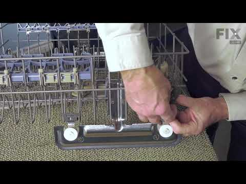 Whirlpool Dishwasher Repair - How to Replace the Rack Adjuster Kit
