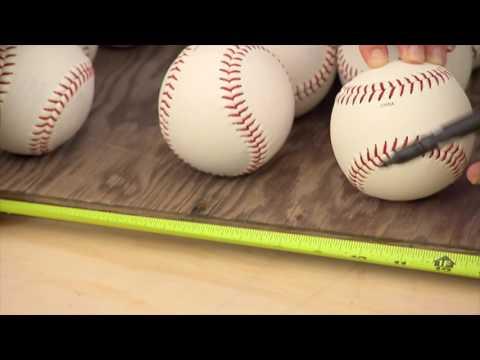Baseball Flag Art
