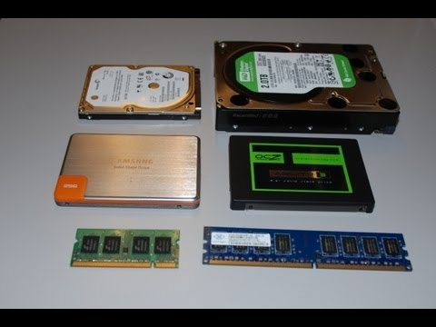 How To Make a Laptop Hard Drive Work in a Desktop PC