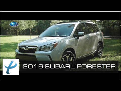2016 Subaru Forester 2.0 XT Touring Edition - Cinematic Review