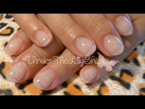 ☆★ Natural Gel Nails - Gel Overlay  ★☆