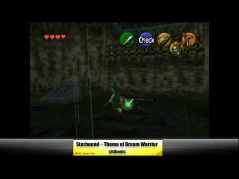 Let's Play Ocarina of Time w/ Trivia (HD) Part 4 -