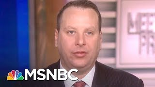 Sam Nunberg Appears To Cave After Wild Interviews | The Last Word | MSNBC