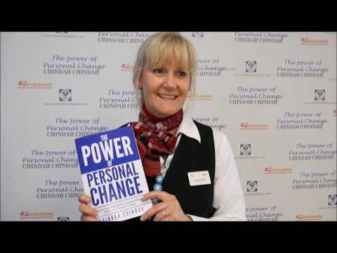 THE POWER OF PERSONAL CHANGE TESTIMONIAL VIDEO