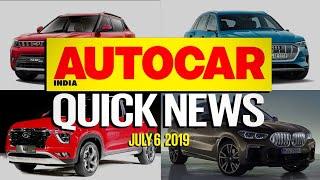 Budget 2019, Hexa to be axed, Tata's Creta rival and more | Quick News | Autocar India