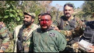 Indian Pilot Captured By Pakistani Army | Pakistan India War 2019