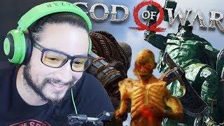 THOR STATUE SOULS FAVOR - GOD OF WAR Gameplay Part 6